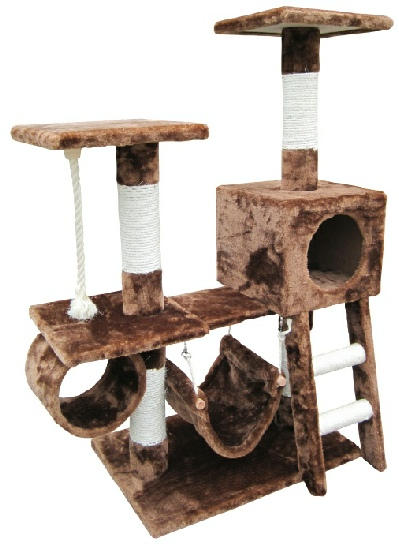 Calgary Cat Tree Condo Littlewhiskers